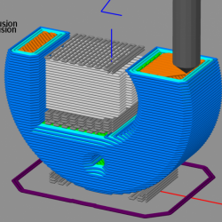 3D-Druck ab Modell (stl)